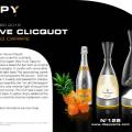 Veuve Cliquot - Lighting carafe